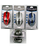 Gaming Mouse  6 pcs/pk