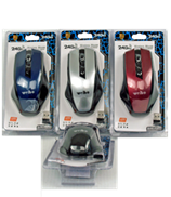 WIRELESS GAMING MOUSE  6pcs/Pack