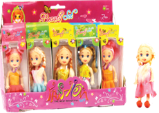 3.5'' DOLL A 24PCS/DISPLAY