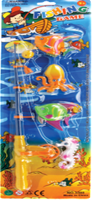"20.5"" FISHING GAME 12PCS/PK"