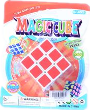 Magic Cube (White) 12 PCS/PK