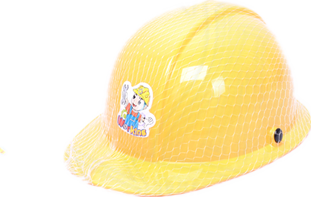WORKER HELMET  12pcs/pk