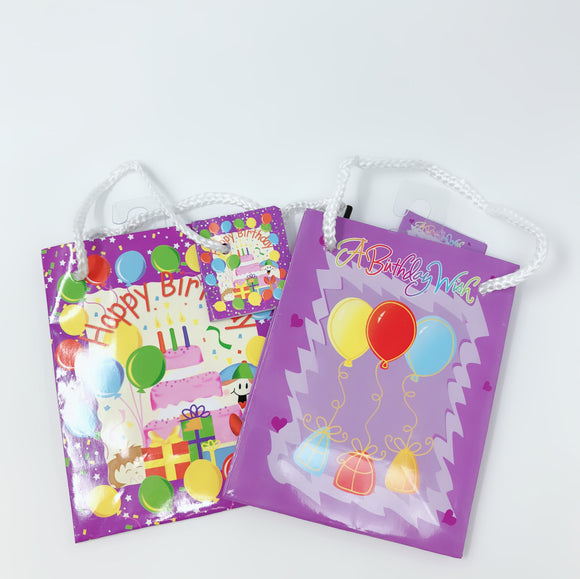 Gift Bag Birthday S-4.5