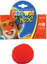 PARTY CLOWN NOSE 12PCS/PK