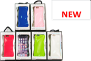 "4.7"" IPHONE6 TPU CELLPHONE CASE 12PCS/PK 6 ASSORTED PATTERN"