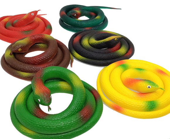 Snake 30'' assorted colors  24pcs/pk
