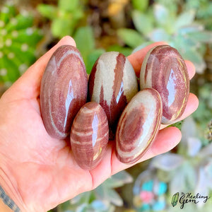 Interesting Crystal Find: What is a Shiva Lingam?!
