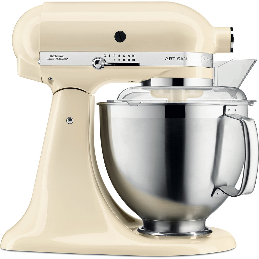KITCHENAID MIXER TILT-HEAD 4.8L - ARTISAN PREMIUM 5KSM185PS - Khubchands