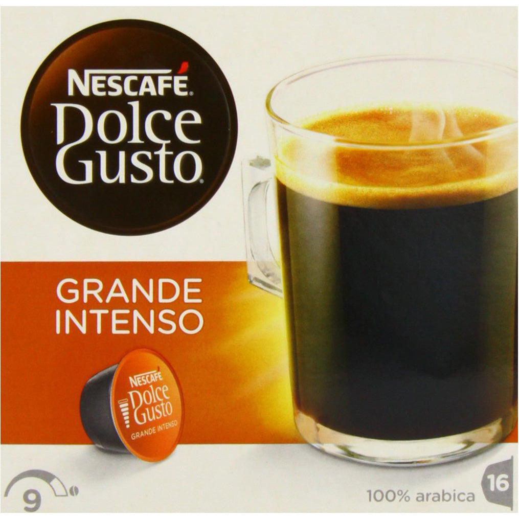 DOLCE GUSTO GRANDE INTENSO - Khubchands
