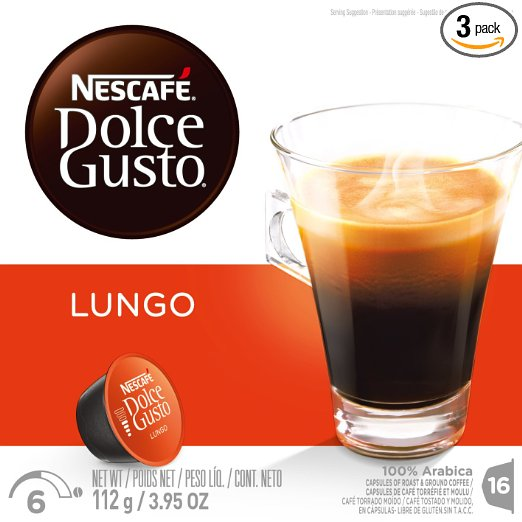 DOLCE GUSTO LUNGO - Khubchands