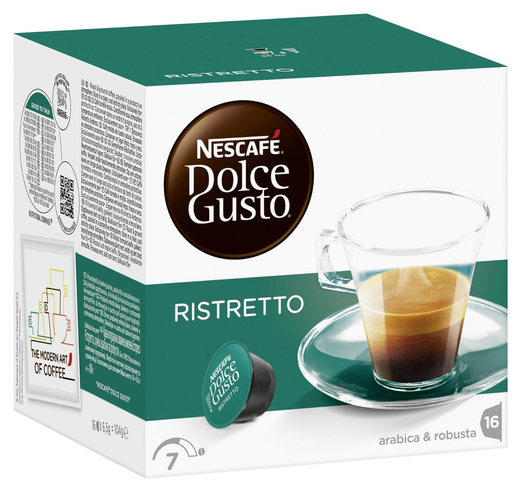 DOLCE GUSTO ESPRESSO RISTRETTO - Khubchands
