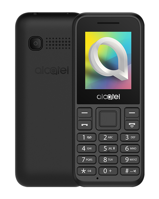 ALCATEL 1066D STANDARD 2G MOBILE PHONE - Khubchands