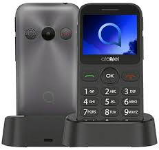 ALCATEL 2019G SENIOR BIG BUTTON MOBILE PHONE - Khubchands