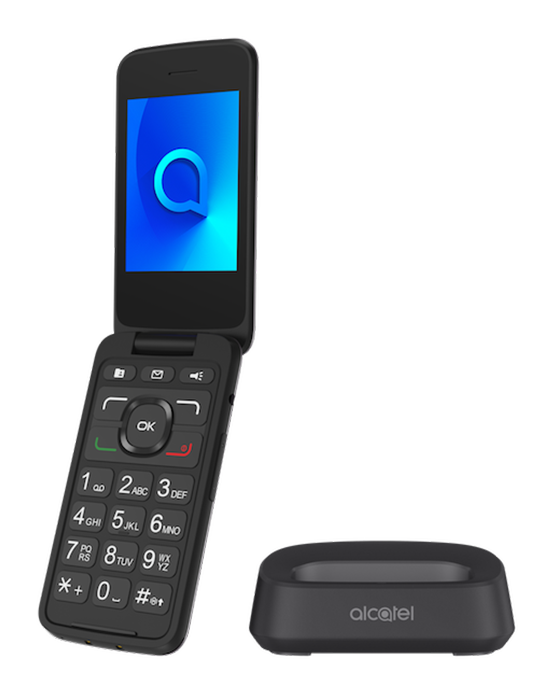 ALCATEL 3026X MOBILE PHONE SENIOR FLIP PHONE - Khubchands