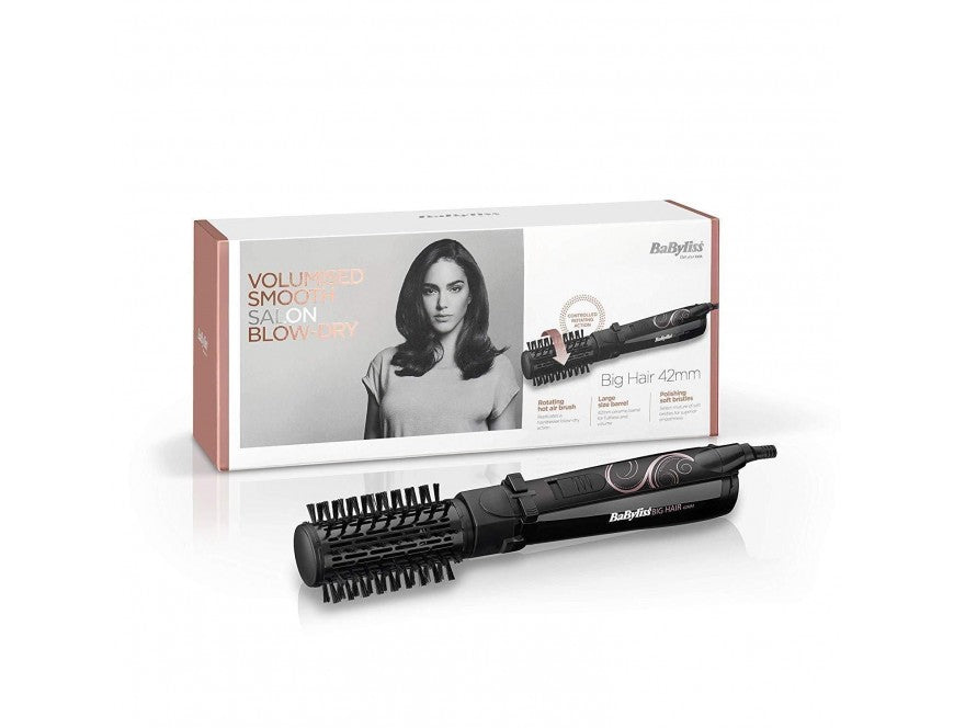 BABYLISS 2777U ROTATING STYLER 42mm 700W - Khubchands