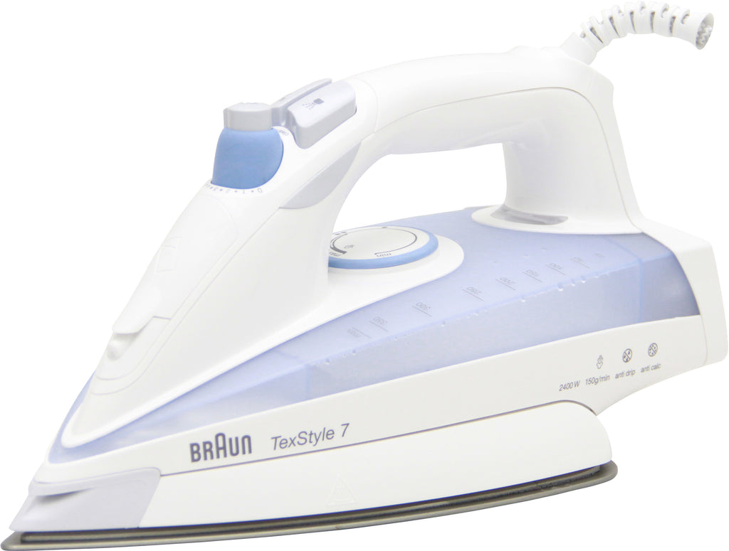 BRAUN TS725 STEAM IRON ELOXAL 2300W - Khubchands