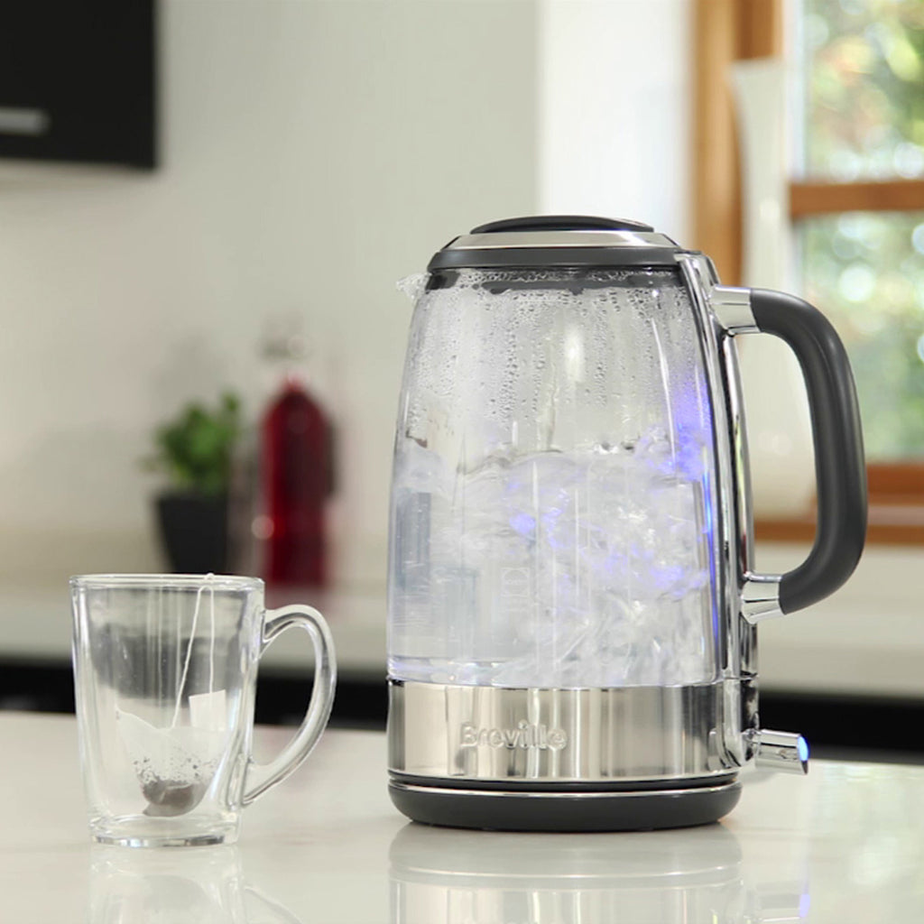 BREVILLE VKT071 CORDLESS KETTLE ILLUMINATED CRYSTAL - Khubchands