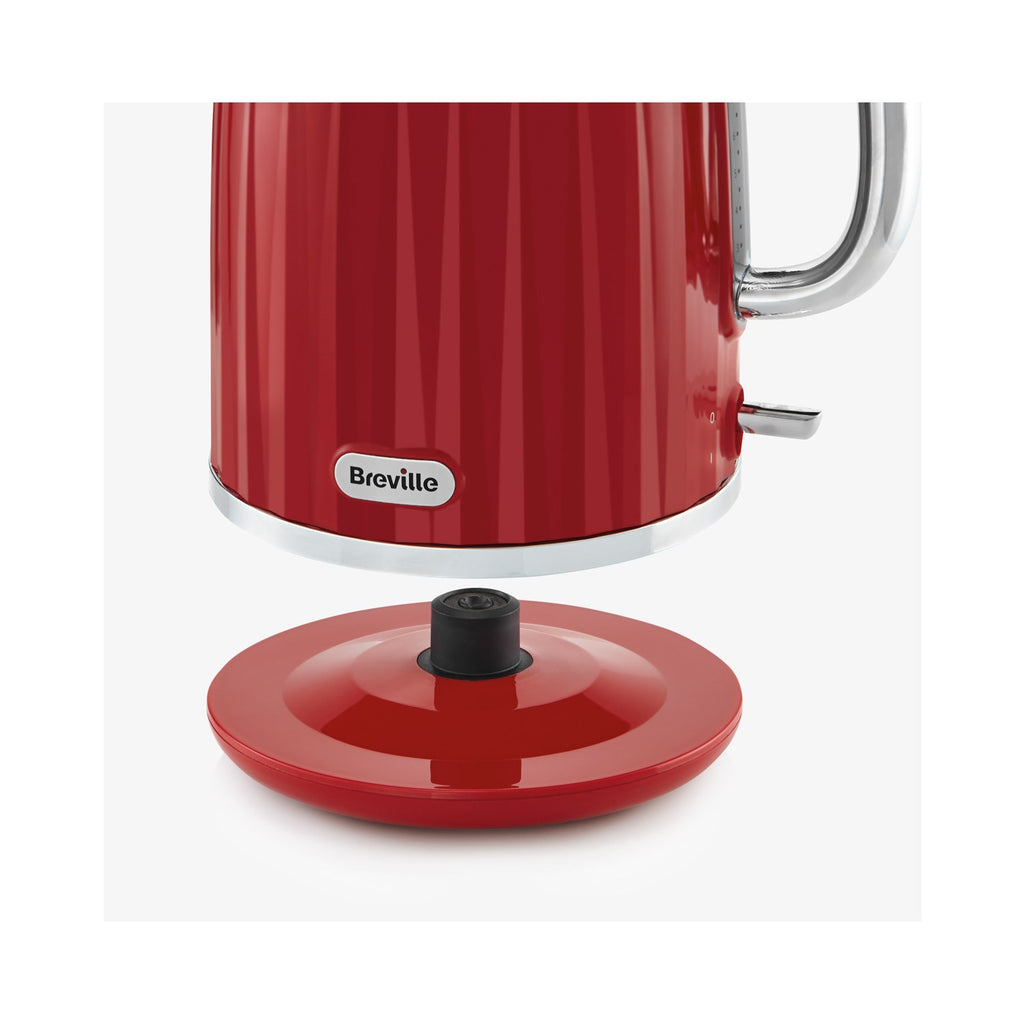 BREVILLE VKT006 CORDLESS KETTLE IMPRESSION COLLECT RED - Khubchands