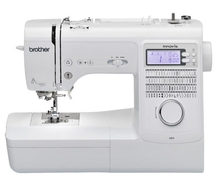 BROTHER INNOV-IS A80  SEWING MACHINE - Khubchands