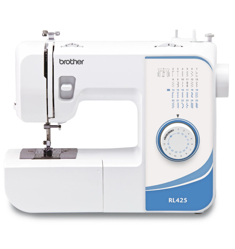 BROTHER RL425 SEWING MACHINE - Khubchands