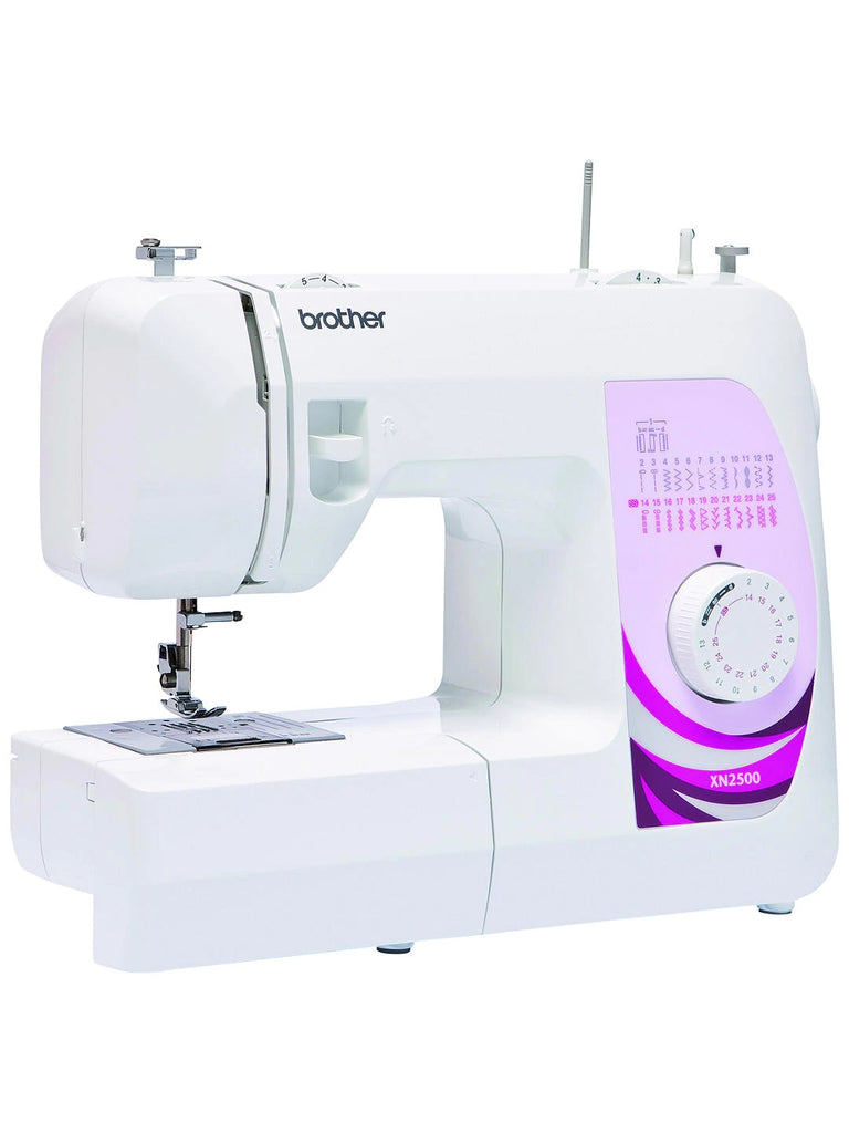BROTHER XN2500 SEWING MACHINE - Khubchands