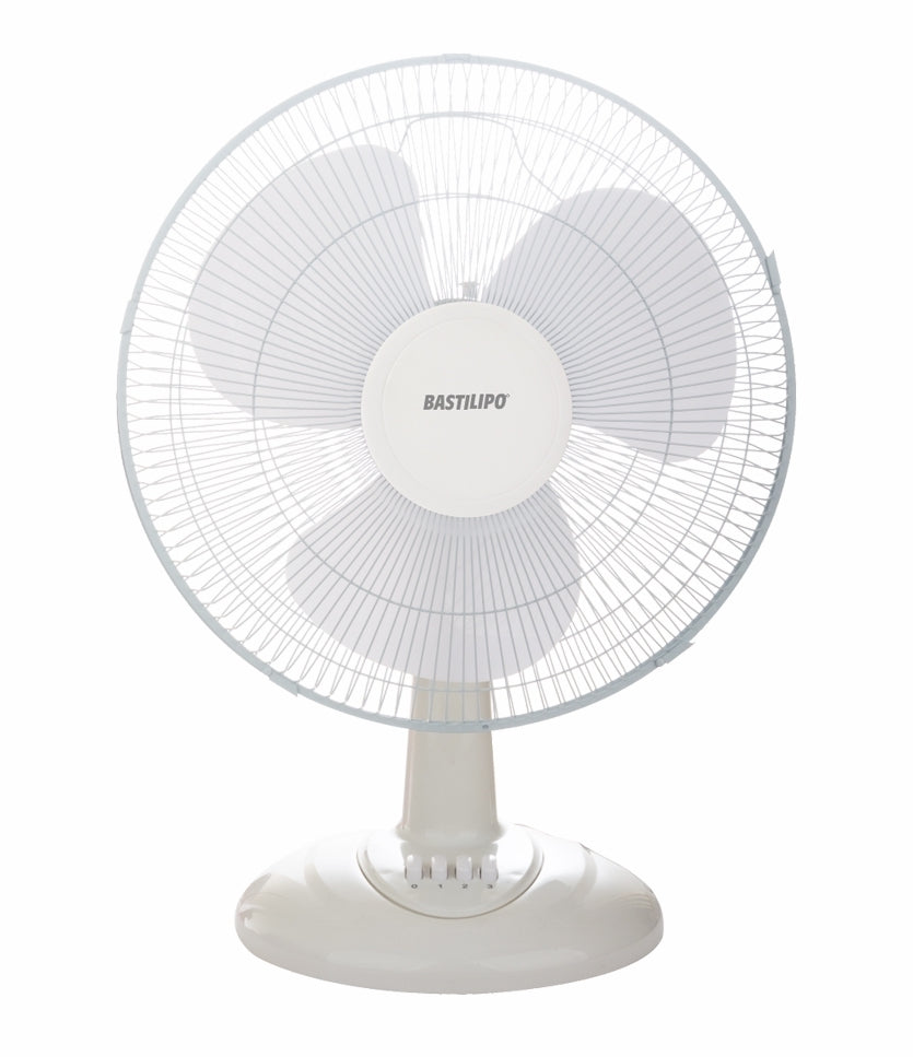 "BASTILIPO MAZAGON 12"" DESKTOP 3 SPEED FAN - Khubchands"