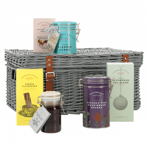 C&B THE CHRISTMAS AFTERNOON TEA HAMPER - Khubchands