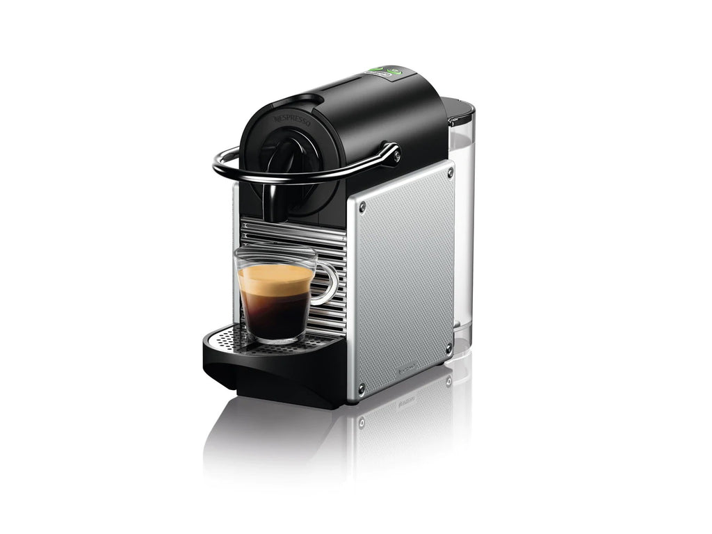 DELONGHI NESPRESSO COFFEE MACHINE EN124 PIXIE - Khubchands