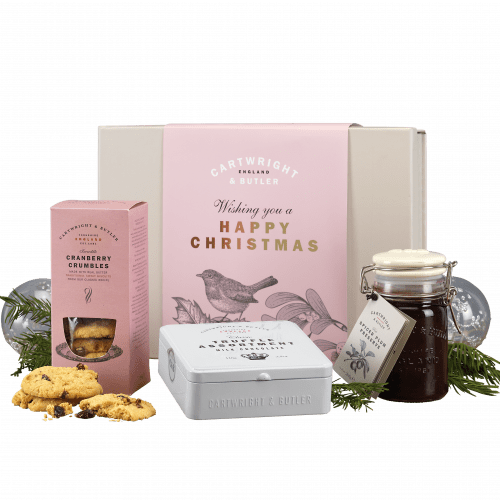 C&B FESTIVE TREATS BOX AT KHUBCHANDS - Khubchands