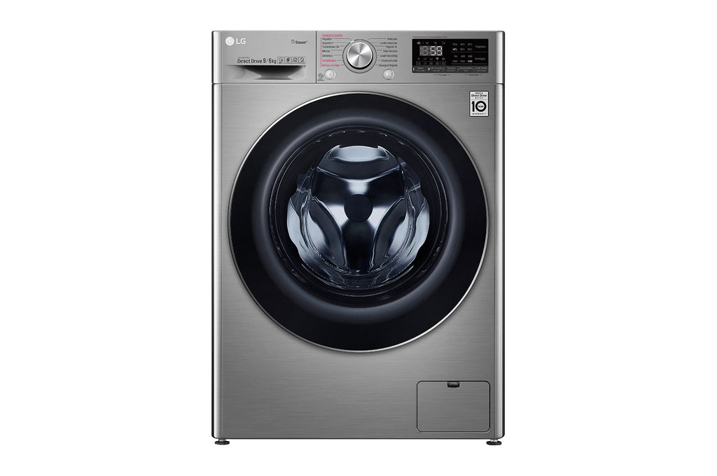 LG F4DV709HO 9/6KG 1400RPM WASHER DRYER - Khubchands