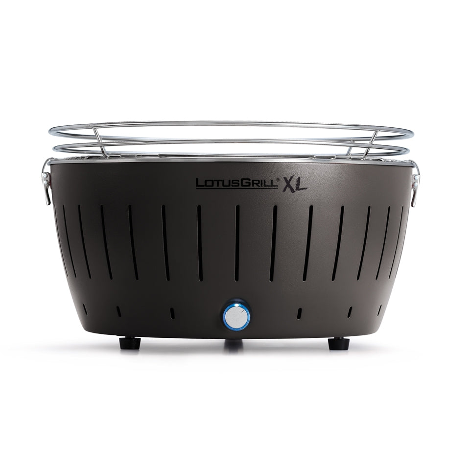 Lotus Grill - Smokeless Charcoal Barbecue Grill, -BUNDLE* - Khubchands
