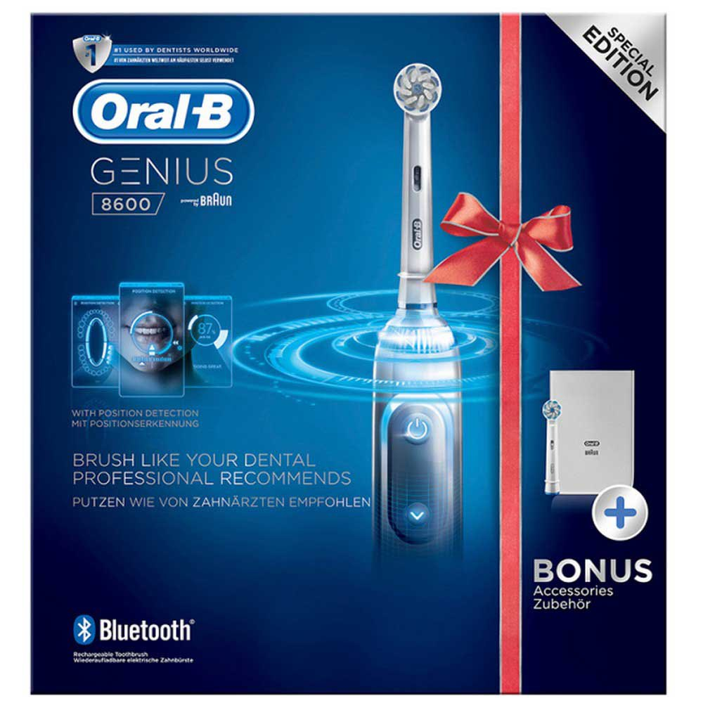 ORAL B GENIUS 8600 ELECTRIC TOOTHBRUSH - Khubchands