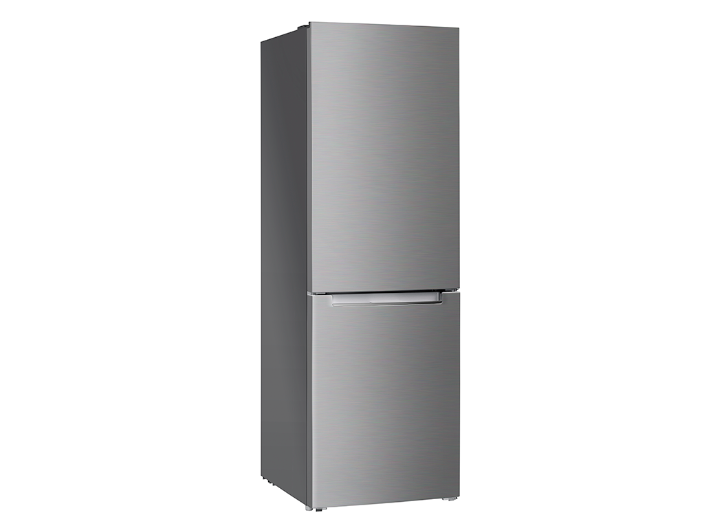 SVAN SVF182NFX SILVER GREY FRIDGE FREEZER 2 DOOR - Khubchands