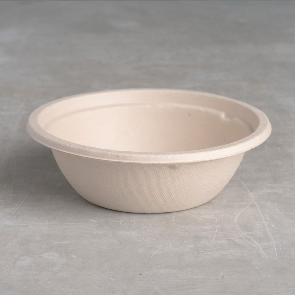Eco friendly takeout bowl