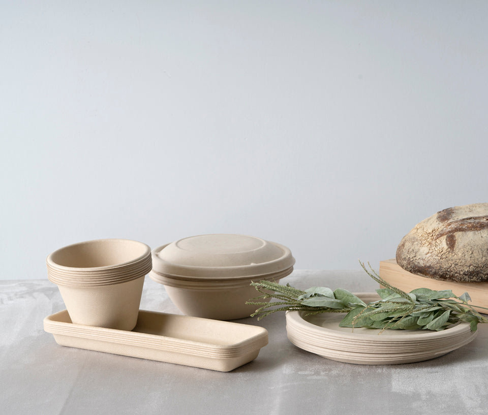 Sustainable bamboo takeout set