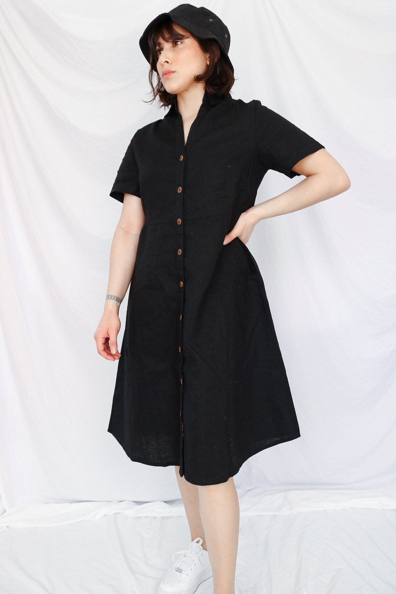Sunday Shirt Dress