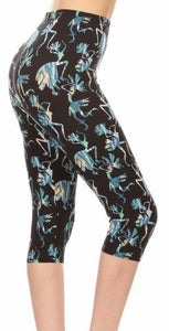 Leggings - Capri - Dancers