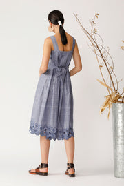 Blasan Pleated Dress