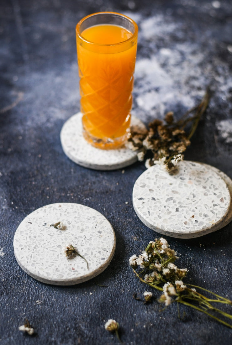 TERRAZONATURAL COASTERS-Story Of India