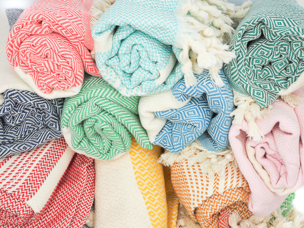 Zayla Turkish Towels