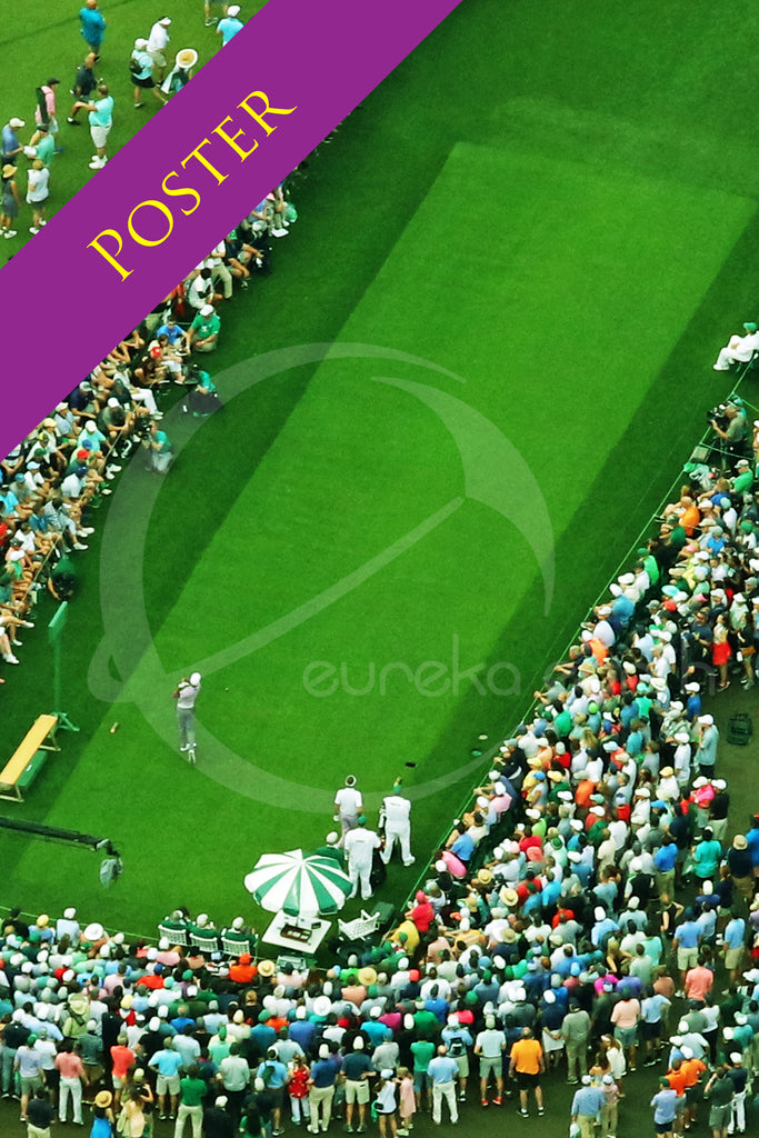 Poster 2 (24 x 36) Tiger Woods - 2019 Masters Tournament