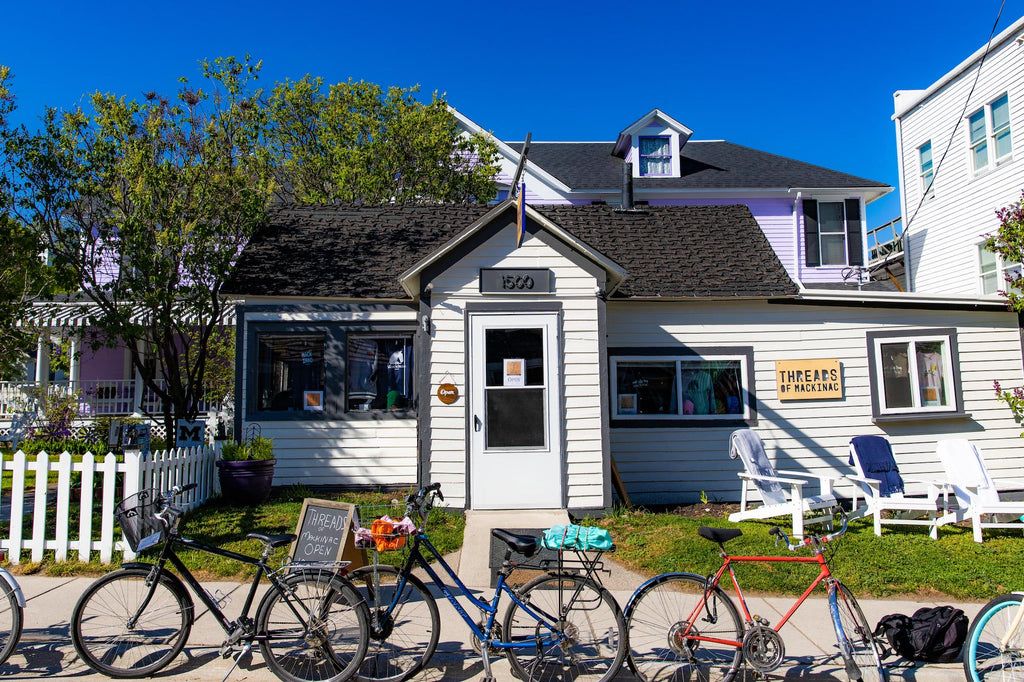 4 Must Visit Shops on Mackinac Island