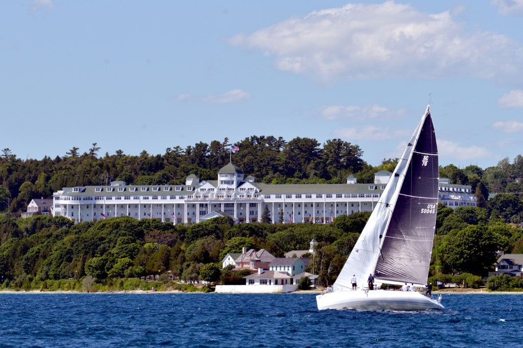 Setting Sail on Mackinac Island: Bell's Beer Bayview Mackinac Race