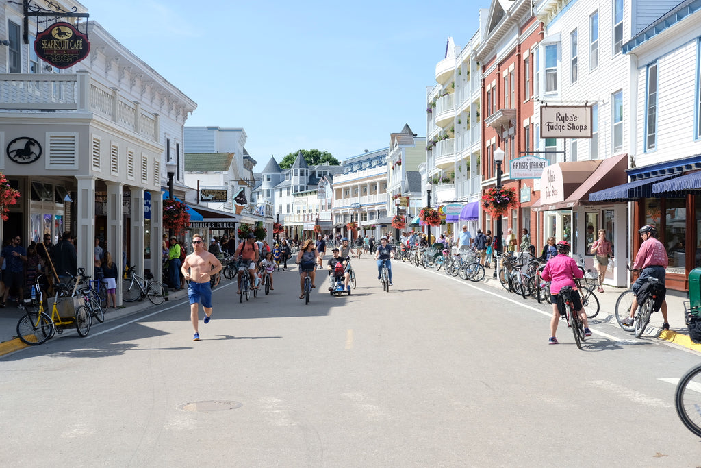 3 Tasty Must-Try Fudge Shops on Mackinac Island