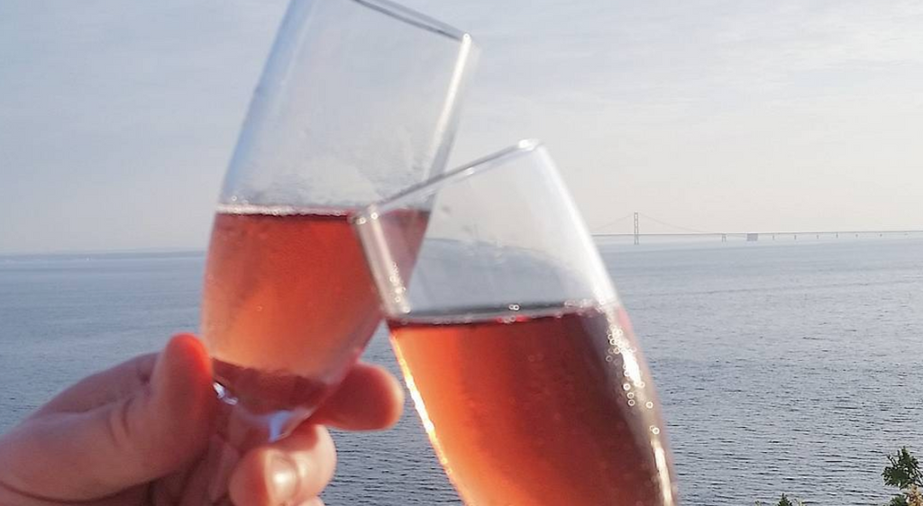 4 Places to 'Wine' Down on Mackinac Island