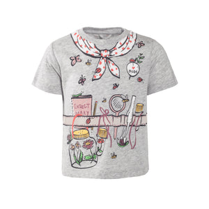 STELLA MCCARTNEY T-SHIRT GIRL - SisBrothers