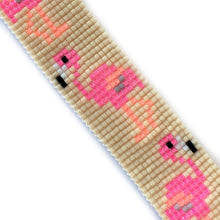 Load image into Gallery viewer, The Flamingo Bracelet - SisBrothers