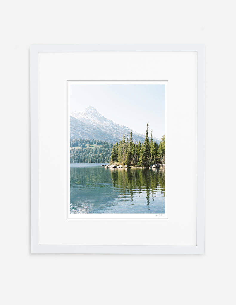 Grand Tetons, No. 1