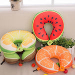 Fruit Travel Pillow For Kids