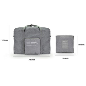 Waterproof Foldable Canvas Bag
